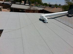 Roofing Case Study - The Completed Work