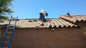 Peoria, AZ Tile Roofing Repair