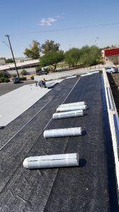 Mesa Gallery - New Roof Installation