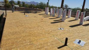 Mesa Gallery - New Roof Installation