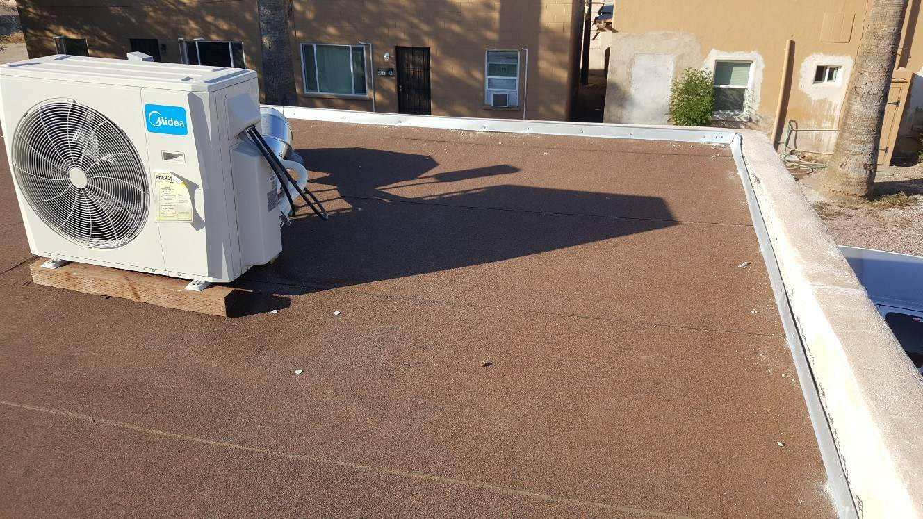 Maricopa Gallery - Castile Roofing - Flat Roofing