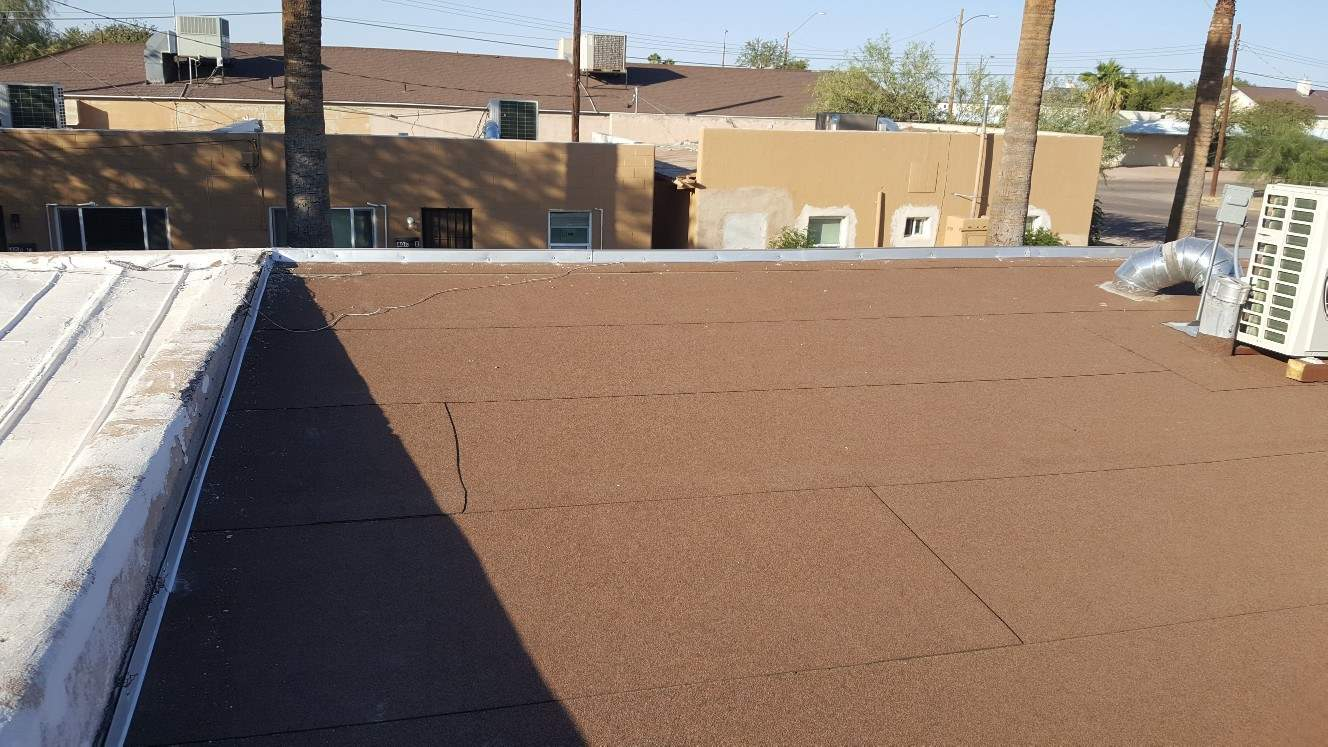 Castile Roofing - Flat Roofing (1)