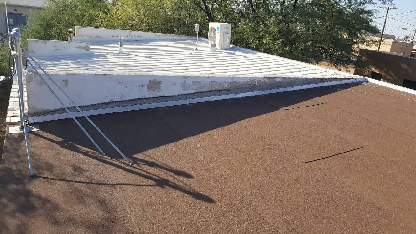 Castile Roofing - Flat Roofing (4)