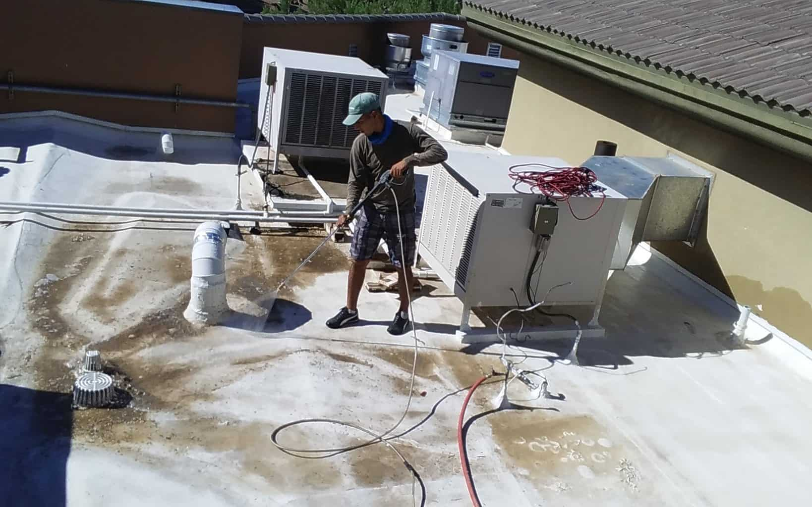 Commercial Roofing Repair Phoenix