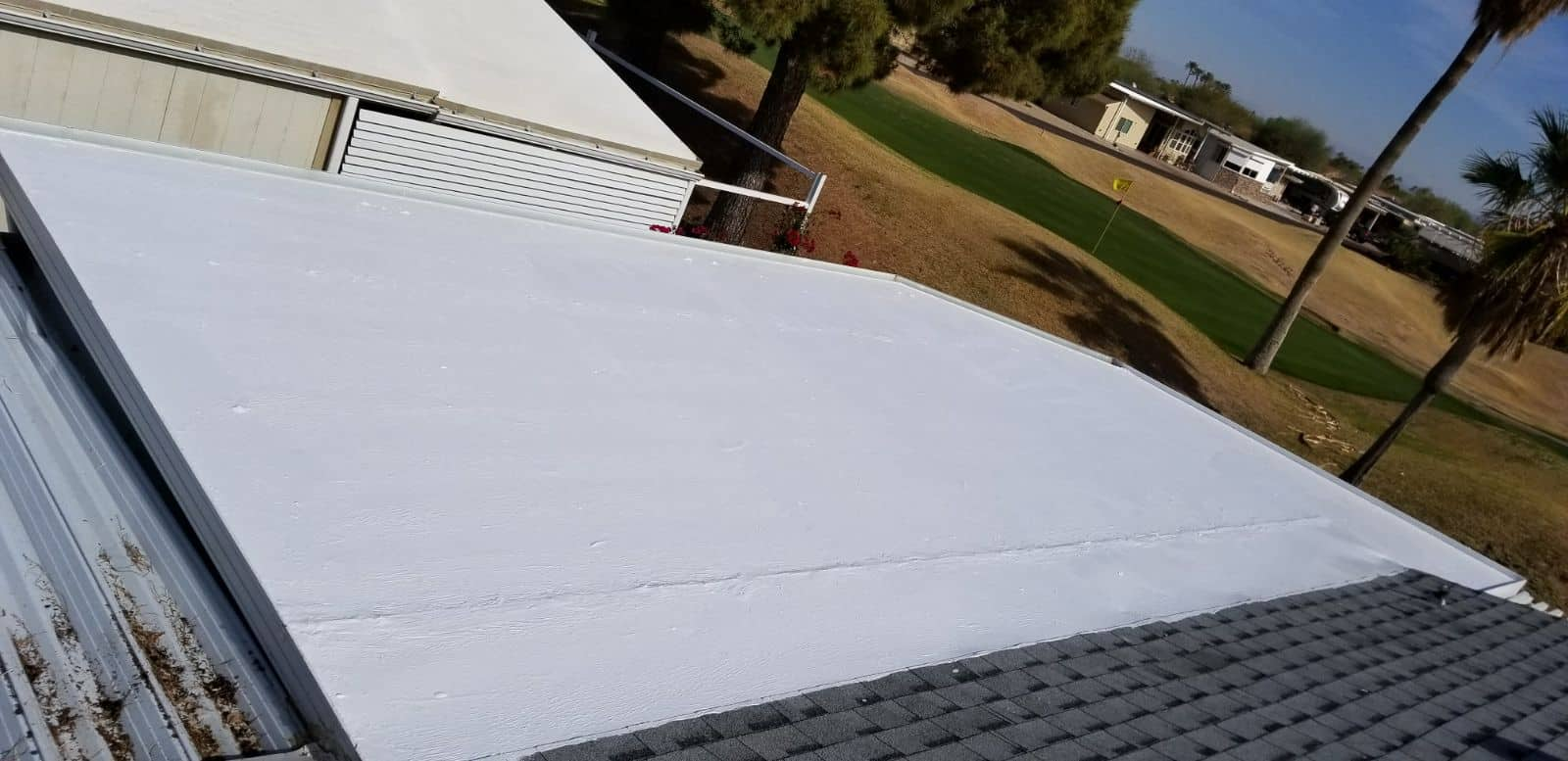 Surprise - Flat Roofing Repair - Castile Roofing
